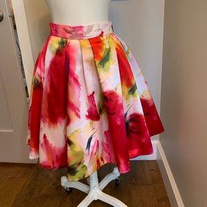 Mia brand Women's Satin skirt